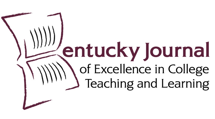 Kentucky Journal of Excellence in College Teaching and Learning